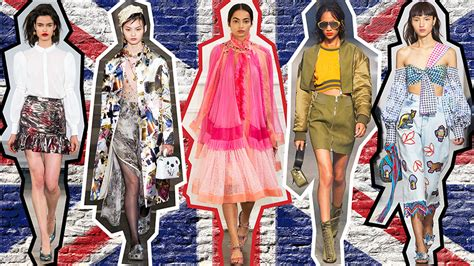 style trends 2017 the top london fashion week trends for spring 2017
