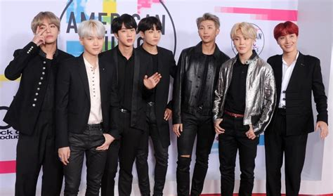 bts ama what happened this month november korea blog inspire