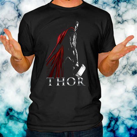 Hoodie Thor Wisata Fashion Shop 3 rojo clothing thor god black t shirt legend myth a3