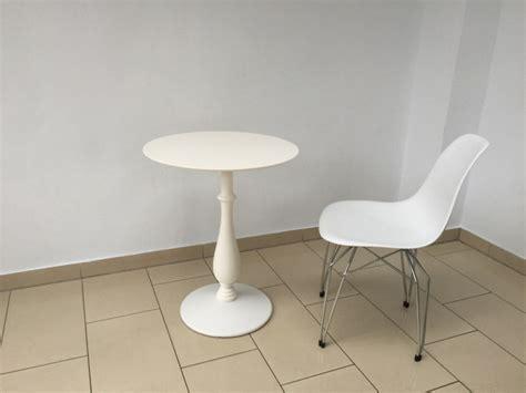 Kerzenhalter 80 Cm by Barocktisch Wei 223 Tisch Rund Wei 223 Bistrotisch Rund Wei 223