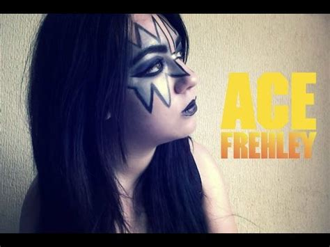 tutorial maquillaje kiss kiss ace frehley quot the spaceman quot tutorial de maquillaje