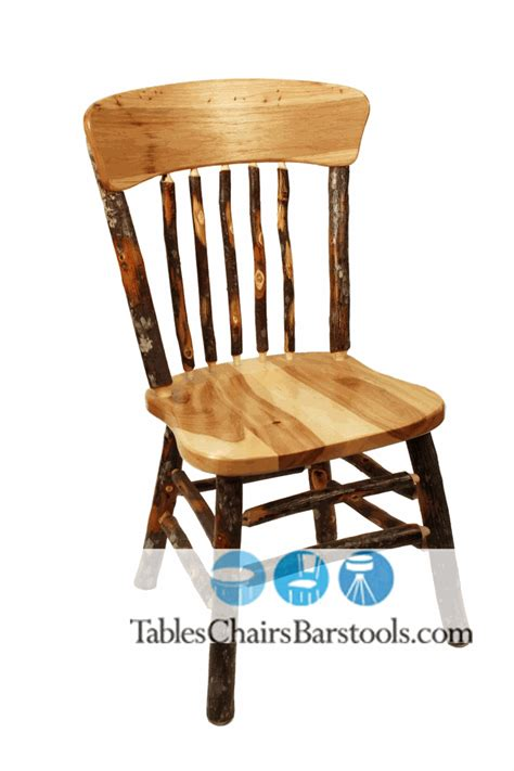 rustic wood restaurant tables rustic amish built hickory wood restaurant chairs bar