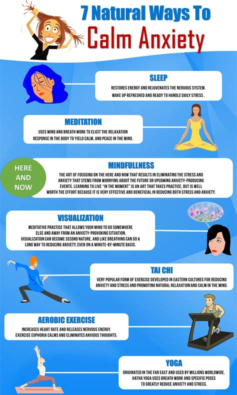 how to calm an anxious 7 all ways to calm anxiety 171 healthier self