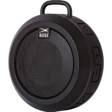 Speaker Bluetooth Altec altec lansing imw355 blk wireless bluetooth portable speaker