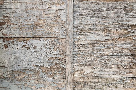 Chliya Travel Towel Weathered Blue weathered wood background photograph by elisseeva