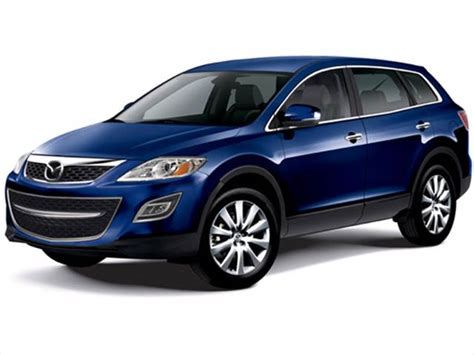 kelley blue book classic cars 2010 mazda cx 9 transmission control top consumer rated suvs of 2010 kelley blue book