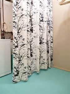 Laundry Room Curtains Dans Le Lakehouse June 2013