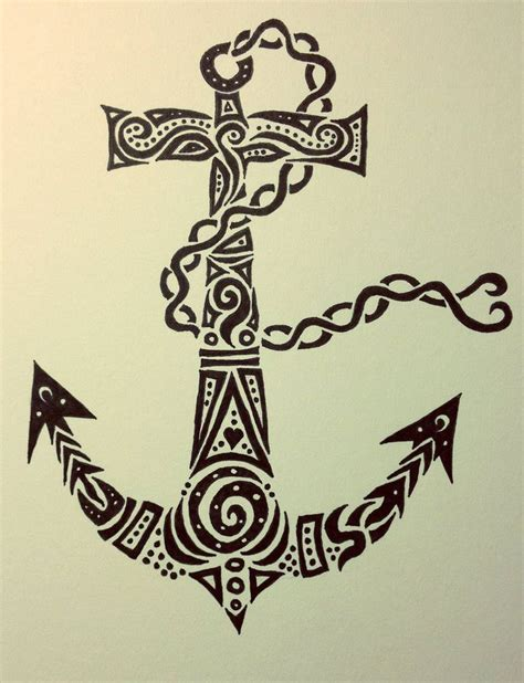 anchored art tattoo top 25 best anchor design ideas on