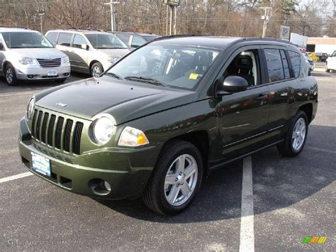 compass jeep 2009 2009 jeep green metallic jeep compass sport 3565220
