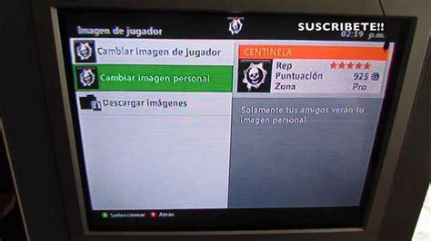 imagenes de perfil para xbox 360 gratis como personalizar la imagen de jugador o perfil de tu xbox