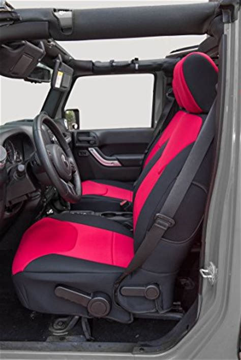 jeep wrangler unlimited seat covers 2013 homeyone tailor made neoprene seat covers set fit 2013 to
