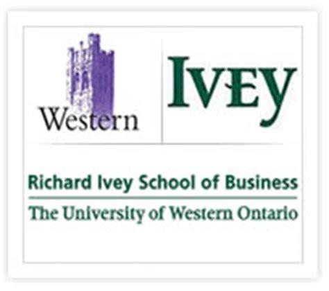 Ivey Part Time Mba Toronto by Musabbir Chowdhury Education