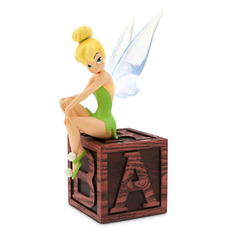 Figure Tinkerbell tinker bell light up figurine disney parks collection