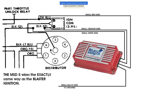 diagrams 640450 msd ignition wiring diagram msd