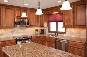 Cambria Kitchen Cabinets Maple Cabinets With Cambria Countertops