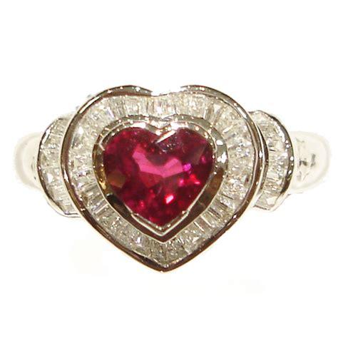 Ruby Ring by Ruby Ring Ruby Rings