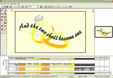 embroidery design catalog software buzzedit software automatically split designs for