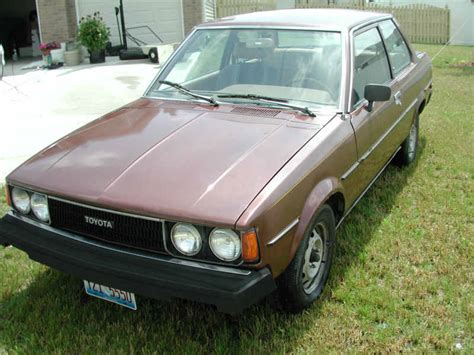 Toyota Cars 1980s 1980 Toyota Corolla Information And Photos Momentcar