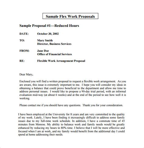 Work From Home Proposal Template Work Proposal Template Sle Work Proposal Template Work Ideas Work From Home Template