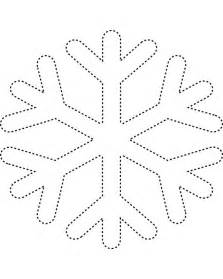 printable snowflake template snowflake templates new calendar template site