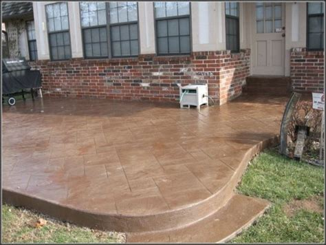 poured concrete patio designs sted concrete patio designs patios home decorating