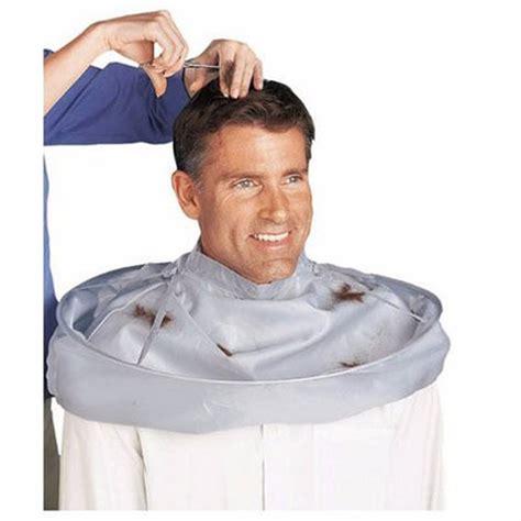 Celemek Potong Rambut Untuk Salon kain penutup potong rambut praktis menjaga kebersihan