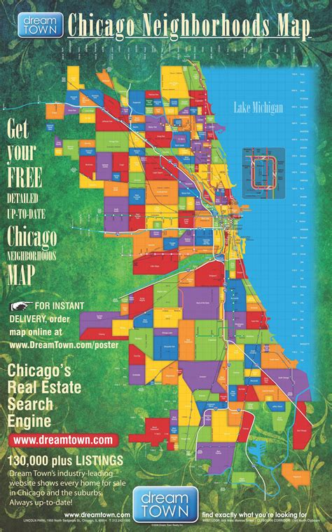 chicago map with neighborhoods downtown chicago neighborhood map memes
