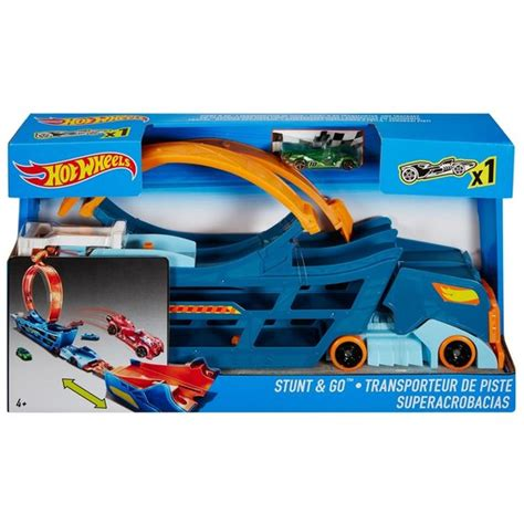 Hotwheel Stunt And Go wheels stunt go track set wheels