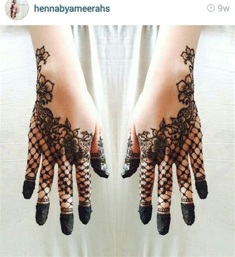 henna tattoo tips arabic style henna with dipped finger tips the lace