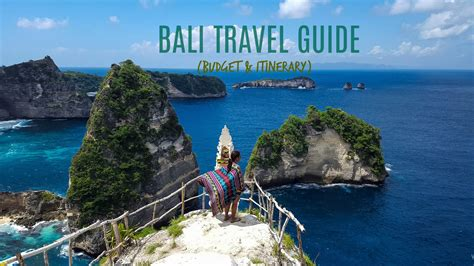 Guide To Bali bali travel guide 2017 itinerary budget the