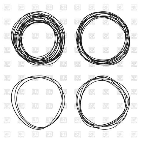 clipart vector circle sketch royalty free vector clip image 82953