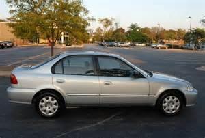 1999 Honda Civic Lx 1999 Honda Civic Lx 4d Sedan Moonroof