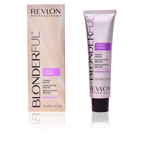 Revlon Toner revlon hair blonderful soft toner 10 01 products