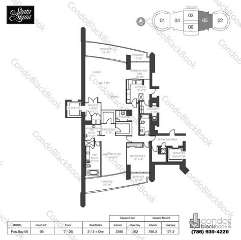 santa maria brickell floor plans santa maria unit 1205 condo for rent in brickell miami
