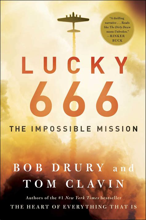 lucky books lucky 666 book by bob drury tom clavin official