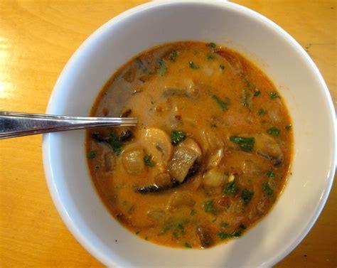 mushroom soup mushroom soup the whole way