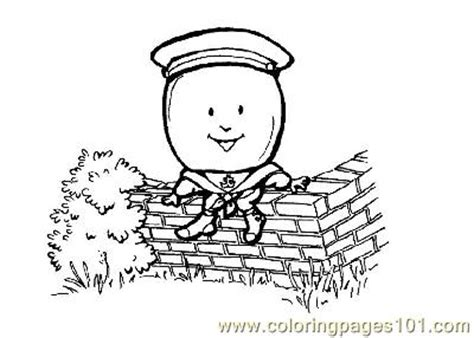 Beautiful Nursery Rhymes Picture Coloring Page With Beautiful Coloring Pictures For Rhymes