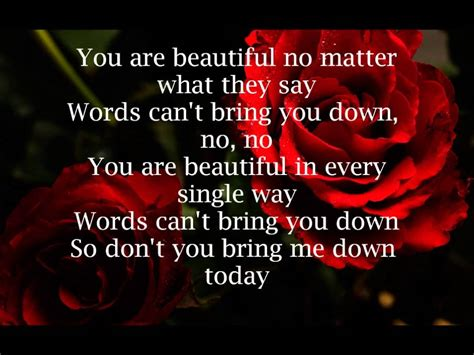 your beautiful testo aguilera beautiful lyrics