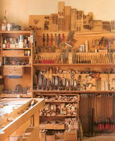 eye candy  drool worthy home woodworking shops
