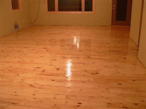 Knotty Pine Wood Flooring Local Knotty Pine