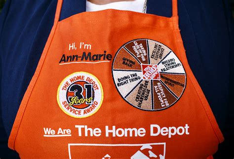100 home depot corporate pro xtra loyalty