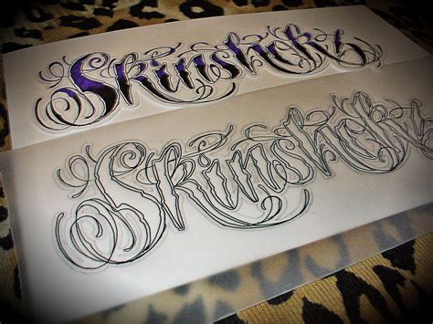 tattoo fonts design your own create lettering html autos post