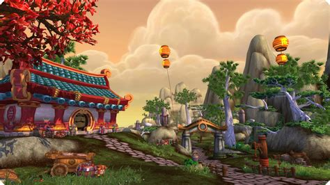 Pandaren race guide, Mists of Pandaria guide, Mmosale