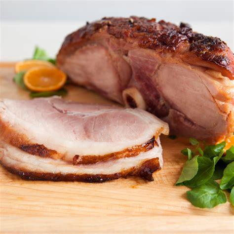 baked ham recipe epicurious com