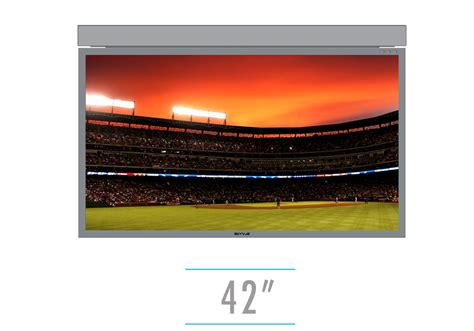 Skyvue obx optically bonded outdoor tv the best outdoor tv skyvue outdoor televisions