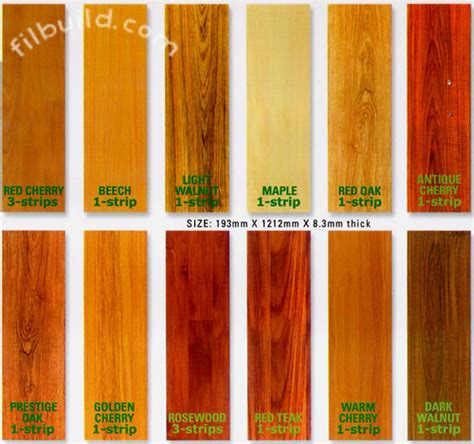 high density fiberboard hdf laminated flooring by
