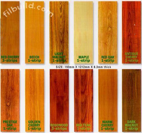 High Density Fiberboard (HDF) / Laminated Flooring by