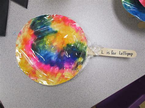 lollipop craft mrs s preschool ideas quot l quot week is lovely