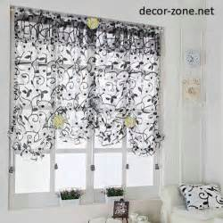 Small Kitchen Curtains Decor Modern Kitchen Curtains Ideas From South Korea