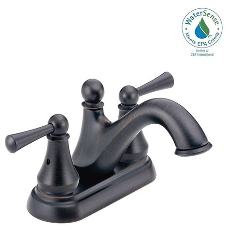 American Standard Marquette Bath Faucet by American Standard Marquette 4 In Centerset 2 Handle Low